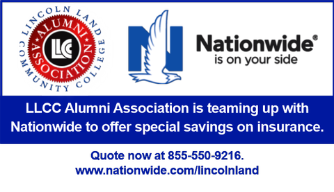 Nationwide Insurance for LLCC alums now available